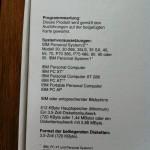 IBM DOS 5.0, Systemanforderungen